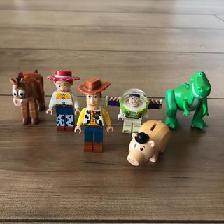 レゴ(Lego)のレゴ (LEGO) トイ・ストーリー ウェスタン・トレインの追跡(キャラクターグッズ)
