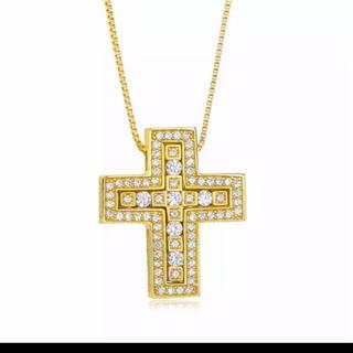 ダミアーニ(Damiani)のネックレス ゴールド 925 czダイヤモンド ベルエポック 男女兼用(ネックレス)