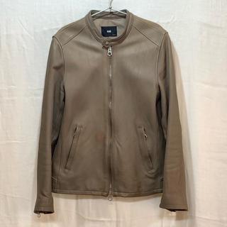 ハレ(HARE)のHARE single riders jacket(ライダースジャケット)