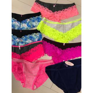 Victoria's Secret - 新品未使用 ビクトリアシークレット ショーツ8枚セット