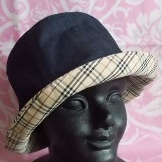 BURBERRY BLUE LABEL - バーバリーBurberry 帽子デニム