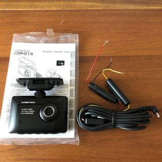 COMTEC ZDR-015 ドライブレコーダー