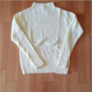 chocol raffine robe - 新品未使用⭐️ショコラフィネローブ ボトルネックニット