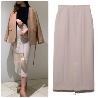 snidel - 完売色🌷新作新品🍀スナイデル シンプルタイトスカート