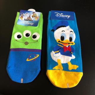 Disney - 新品未使用 Disney 靴下