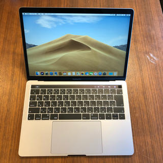 Mac (Apple) - #98 極上美品 MacBookPro 13.3inch 2019年