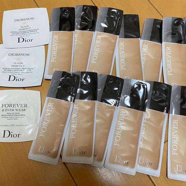 Dior(ディオール)のディオール サンプル コスメ/美容のキット/セット(サンプル/トライアルキット)の商品写真