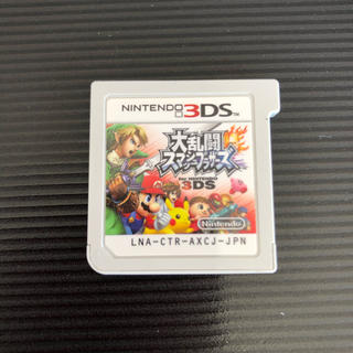 ニンテンドー3DS - 3DS 大乱闘スマッシュブラザーズ