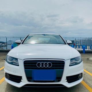 AUDI - 【アウディA4 1.8TSI Sline】21年式車検約1年