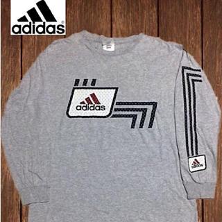アシックス(asics)のadidas 90s レア物❗️ビックシルエット‼️(Tシャツ/カットソー(七分/長袖))