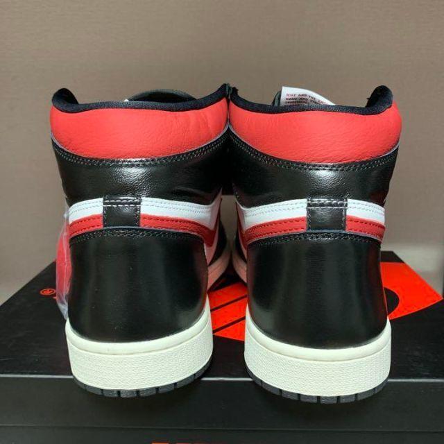NIKE(ナイキ)のNIKE AIR JORDAN1 RETRO HI OG メンズの靴/シューズ(スニーカー)の商品写真