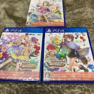 Koei Tecmo Games - 値下げ アトリエ三本セットアーランドの錬金術士1,2,3 DX