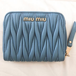 miumiu - MIUMIU ミュウミュウ コインケース