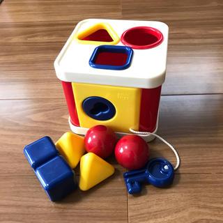 ボーネルンド(BorneLund)のボーネルンド ロックブロック 型はめ(知育玩具)