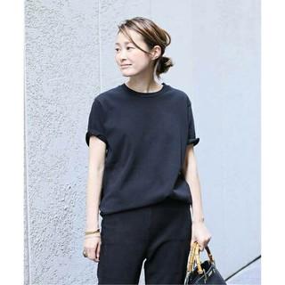 DEUXIEME CLASSE - 追加EVERYDAY Tシャツ ブラック