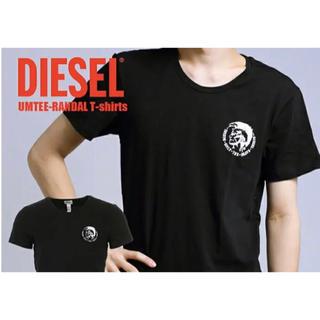 DIESEL - diesel Tシャツ黒 Lサイズ 支払い完了後24時間以内発送‼️