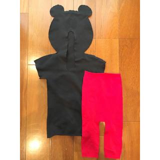 ワコール(Wacoal)のミッキーマウス ベビー服 60ー90サイズ(その他)