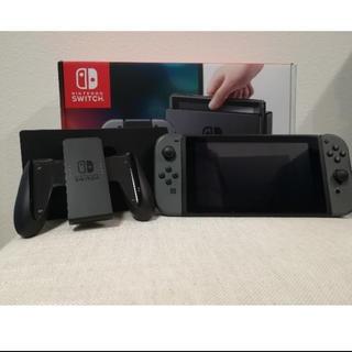 ニンテンドースイッチ(Nintendo Switch)のニンテンドウ Switch(家庭用ゲーム機本体)