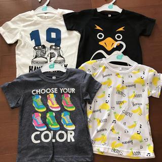 西松屋 - Tシャツ 4枚セット 95 新品