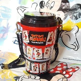 Disney - ベリーベリーミニー ポップコーンバケット
