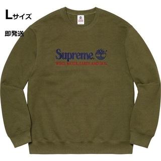 Supreme - 正規品L 20ss Supreme®/Timberland® Crewneck