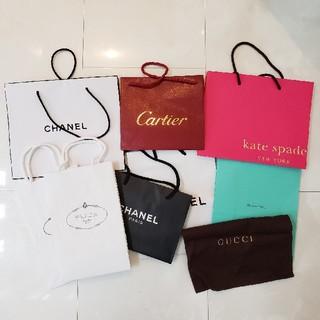 CHANEL - ショップ袋 まとめ売り