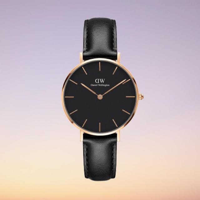 時計 コピー ロレックス中古 - Daniel Wellington - 安心保証付き【32㎜】ダニエル ウェリントン腕時計DW00100168の通販