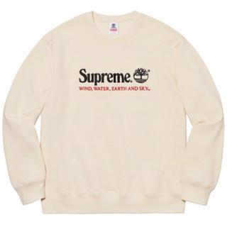 Supreme - M 新品 20ss Supreme Timberland Crewneck