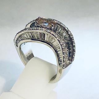 WGダイヤモンドリング(リング(指輪))