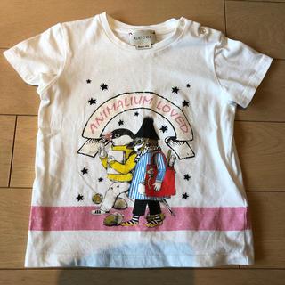 グッチ(Gucci)のGUCCI グッチ kids ベビー 18/24m  Tシャツ💗国内正規品(Tシャツ/カットソー)