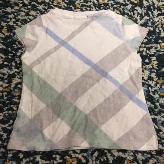 BURBERRY(バーバリー)のバーバリー 100cm Tシャツ キッズ/ベビー/マタニティのキッズ服男の子用(90cm~)(Tシャツ/カットソー)の商品写真