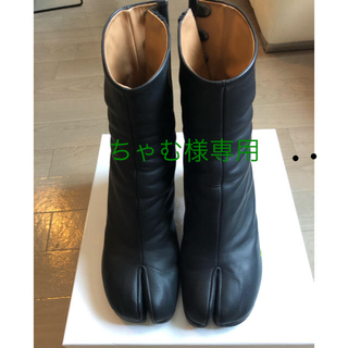 Maison Martin Margiela - マルジェラ 足袋ブーツ 38