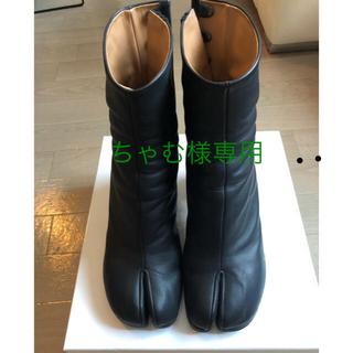 マルタンマルジェラ(Maison Martin Margiela)のマルジェラ 足袋ブーツ 38(ブーツ)
