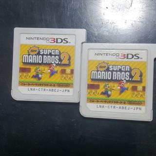ニンテンドー3DS - 3DS マリオブラザーズ2 ソフトのみ