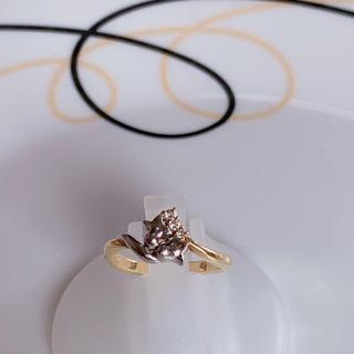 Christian Dior - ☆ クリスチャンディオール ☆ Dior k18 pt900 ダイヤリング