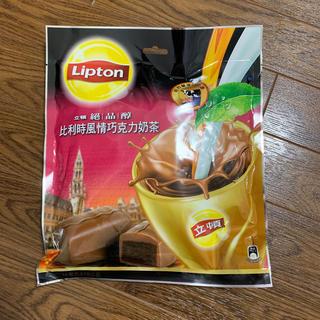 台湾 リプトン ミルクティー チョコレート風味