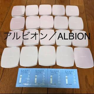 ALBION - アルビオン/ALBION   ドレスト モイスチュア シフォン ファンデーション