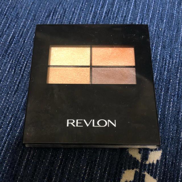 REVLON(レブロン)のレブロン アイグロー シャドウ クワッド 04 アイシャドウ コスメ/美容のベースメイク/化粧品(アイシャドウ)の商品写真