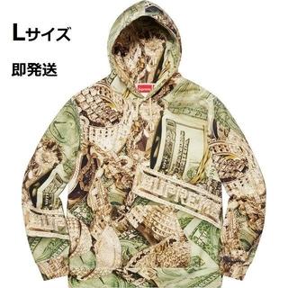 Supreme - Lサイズ20ss Supreme Bling Hooded Sweatshirt