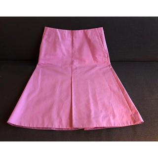Drawer - ドゥロワーコットンAラインスカート