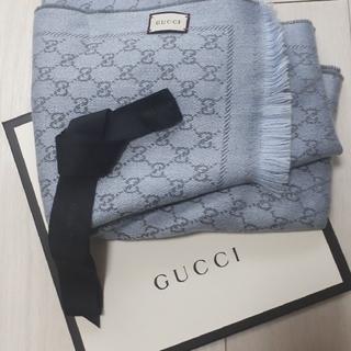 Gucci - GUCCI ストール/ショール マフラー