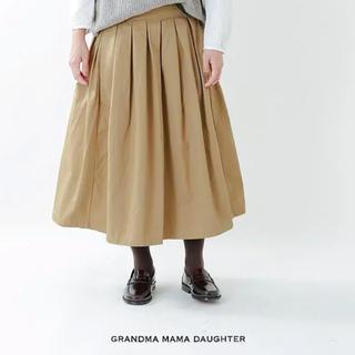 JOURNAL STANDARD - 未使用グランマママドーター★ チノプリーツロングスカート kato