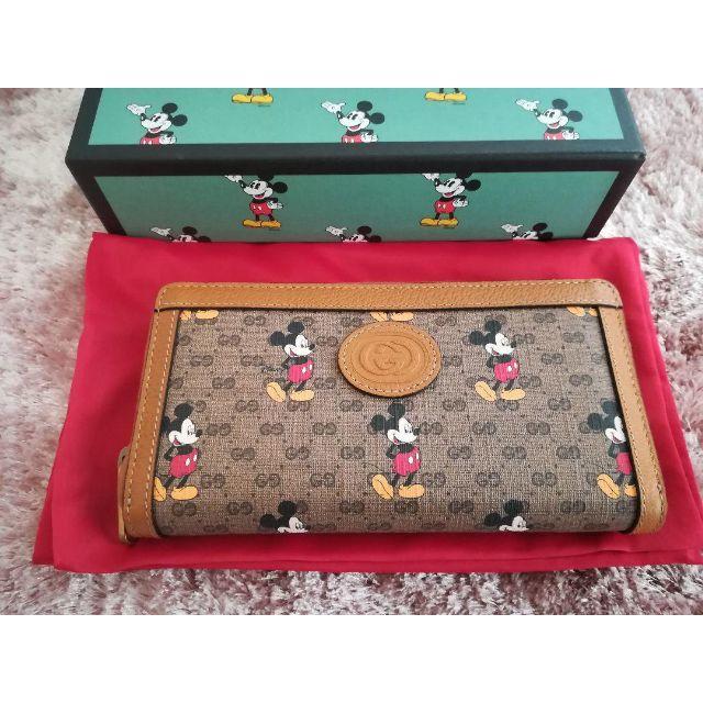 絹香様専用ページ GUCCI×DISNEYミッキーコラボ長財布の通販