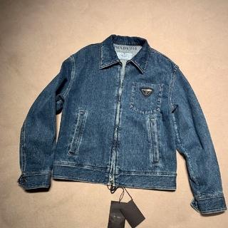 PRADA - メンズ Prada ジャケットコート 未使用 デニムジャケット