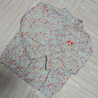 アカチャンホンポ - 赤ちゃん本舗 ウィンドブレーカー 花柄