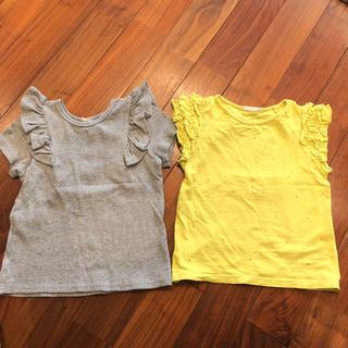 GU - 半袖 tシャツ セット 110