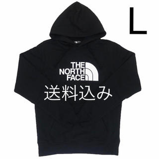 THE NORTH FACE - 【L】THE NORTH FACE ノース HALF DOME パーカー 黒