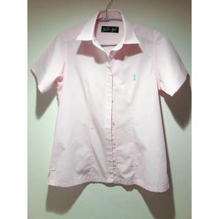 EASTBOY - EAST BOY イーストボーイ ピンク半袖シャツ