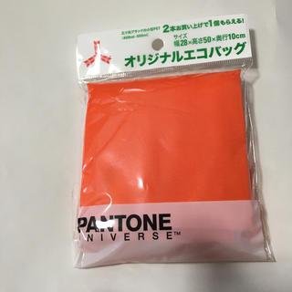 三ツ矢サイダー オリジナルエコバッグ PANTONE UNIVERSE(エコバッグ)