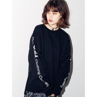 X-girl - x girl ロンT